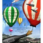 Volo in mongolfiera in Barolo – 19 and 20 October 2013
