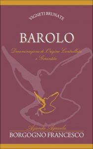 Barolo Brunate no anno etich.