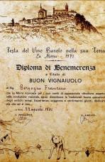 Miglior vignaiolo dell'anno 1971: Francesco Borgogno