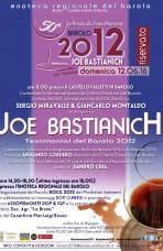 PRESENTAZIONE BAROLO ANNATA 2012