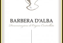 Barbera d'Alba Doc 2010