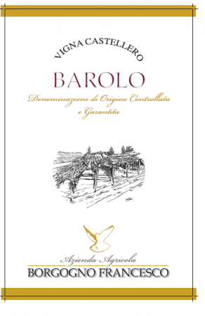 Barolo Castellero DOCG 2013