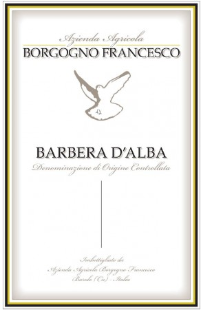 Barbera d'Alba DOC 2016 [Out of stock]