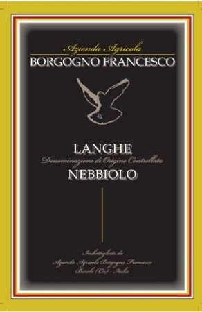 Nebbiolo Langhe DOC 2015