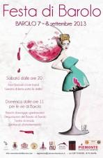 Festa di Barolo – Domenica 8 Settembre 2013